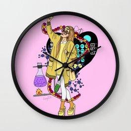 Honey Lemon Big hero six Wall Clock