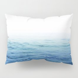 Calm Blue Ocean Pillow Sham
