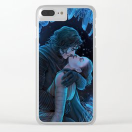 Love of Mine Clear iPhone Case