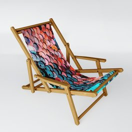 Sequin Sling Chair