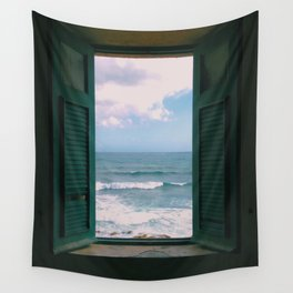 Atlantic Morning Wall Tapestry