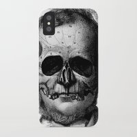 demon iPhone & iPod Cases featuring Demon by DIVIDUS