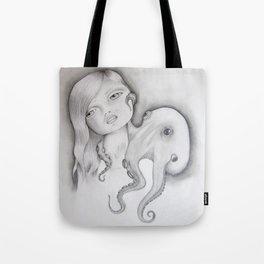 popgirl Tote Bag