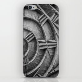 Carved iPhone Skin