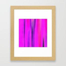 Density Framed Art Print
