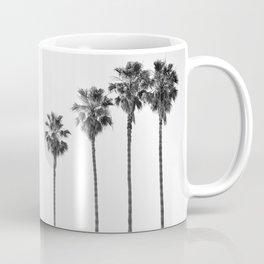 Four Palm Trees Coffee Mug
