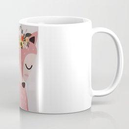 Easter Fox Coffee Mug