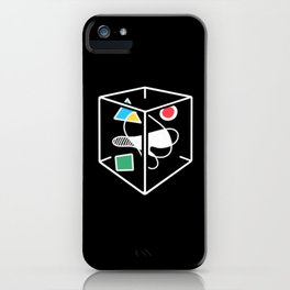 Controlled Chaos iPhone Case