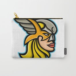 Valkyrie Warrior Mascot Carry-All Pouch
