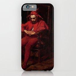 STANCZYK - JAN MATEJKO iPhone Case
