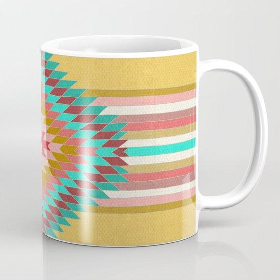 FIESTA (teal) Mug
