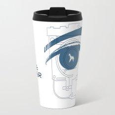 BLADE RUNNER (White - Voight Kampf Test Version) Travel Mug