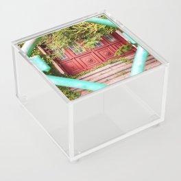 Greenery Acrylic Box