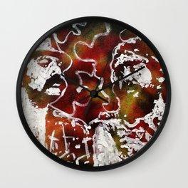 Roach Clip Wall Clock