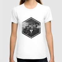 tokyo T-shirts featuring TOKYO by ELECTRICBLOOM