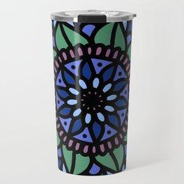 The Spring Mandala Travel Mug