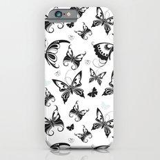 Butterflies in Flight 2 iPhone 6s Slim Case