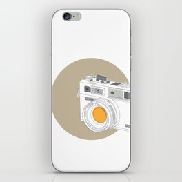Yashica Electro 35 GSN Camera iPhone Skin