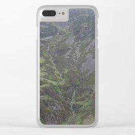 Wales Landscape 13 Cader Idris Clear iPhone Case