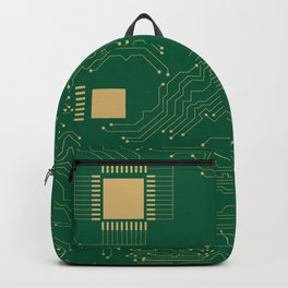 Microcircuit Backpack