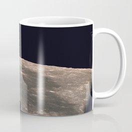 Apollo 11 Lunar Module Moon & Earth Coffee Mug