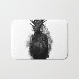 Pineapples BLCK Bath Mat