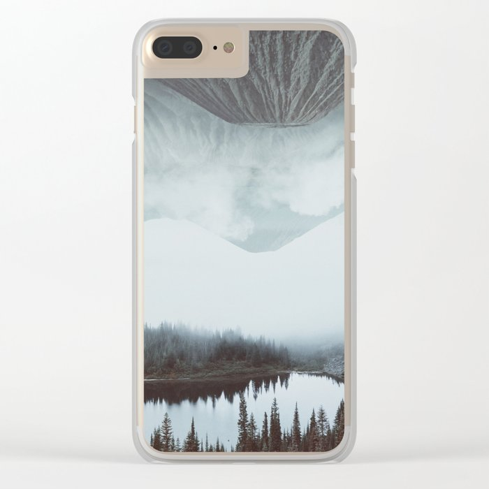 The End Clear iPhone Case