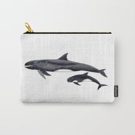Pygmy killer whale Carry-All Pouch