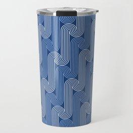 Op Art 72 Travel Mug