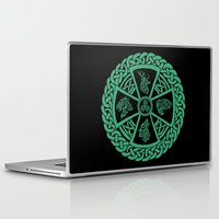 celtic Laptop & iPad Skins featuring Celtic Nature by Astrablink7