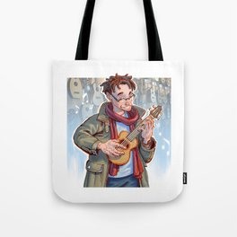 Jammin' on the Youk Tote Bag