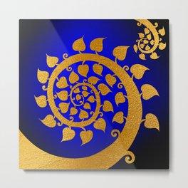 Bodhi Tree0604 Metal Print