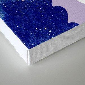 Starry Haze Canvas Print
