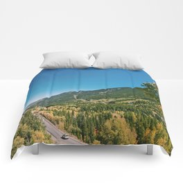 Fall Drive Comforters