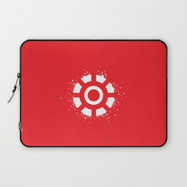 Square Heroes - man of iron Laptop Sleeve
