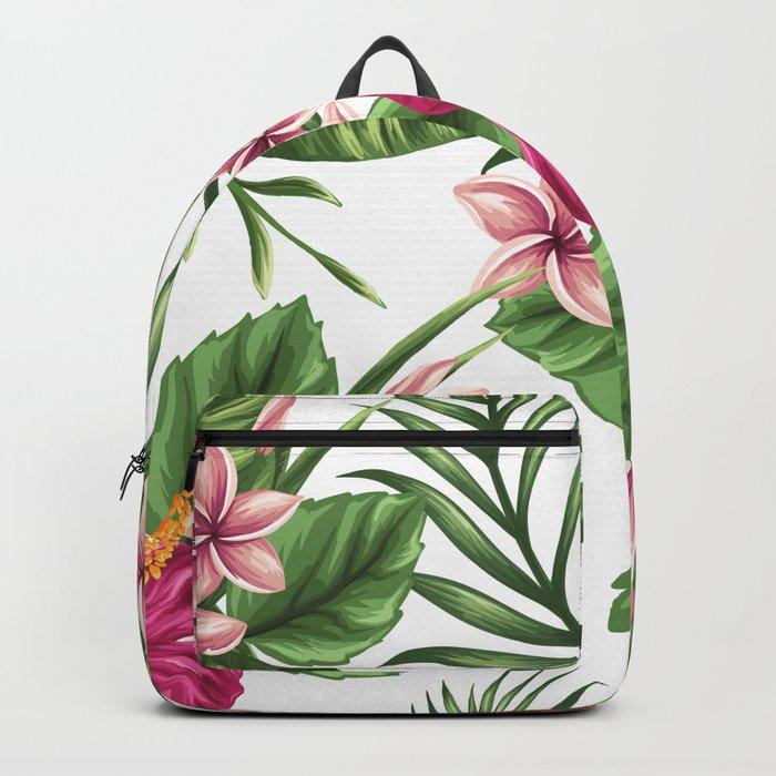 FLORAL PATTERN 9 Backpack