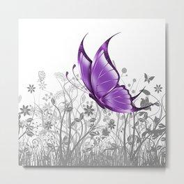 Fantasy Butterfly #7 Metal Print