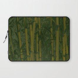 Bamboo jungle Laptop Sleeve