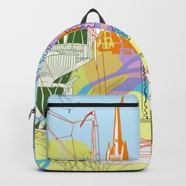 Norwich- City of Stories Backpack