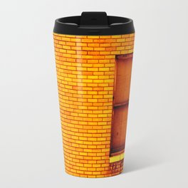 Brick Travel Mug