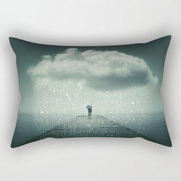 Weathering the Storm Rectangular Pillow