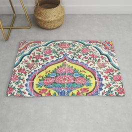Beauty of tiles Rug
