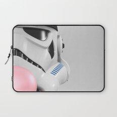 Stormtrooper Bubble Gum 02 Laptop Sleeve