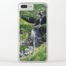 Hiking Ben More Clear iPhone Case
