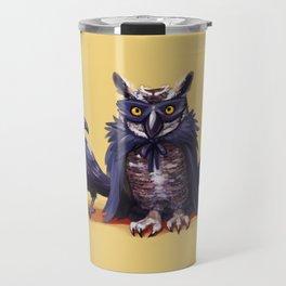 Raven Beauty Pageant Travel Mug