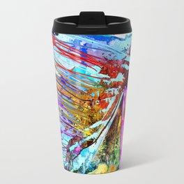 Native American Portrait Travel Mug