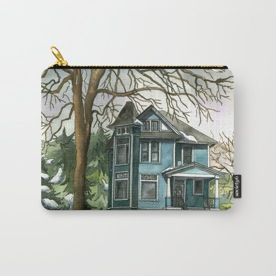 The House Under the Big Tree Carry-All Pouch