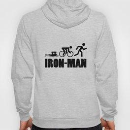 Iron-Man Triathlon Hoody