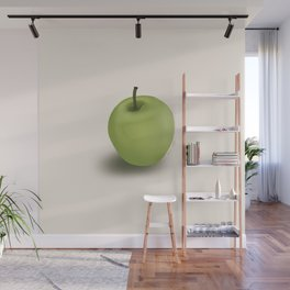 The Granny Smith Wall Mural