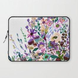 Scarlett Floral Pastel Laptop Sleeve